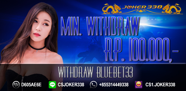 Withdraw Bluebet33